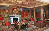The Queen's Dolls' House: The Library