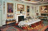 The Queen's Dolls' House: Dining Room