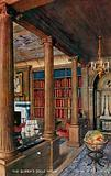 The Queen's Dolls' House: Corner of the Library