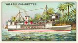 A River Hospital Ship