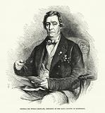 General Sir Thomas Brisbane, President of the Royal Society of Edinburgh