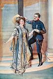 The Merry Widow: Natalie and Jolidon