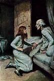 Illustration for The Old Curiosity Shop by Charles Dickens