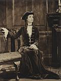 Jean Forbes-Robertson as Lady Nithsdale in The Immortal Lady, Clifford Bax