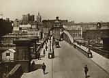 Newcastle Upon Tyne: Swing Bridge