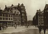 Newcastle Upon Tyne: Foot of Westgate Road and Collingwood Street