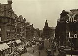 Newcastle Upon Tyne: Bigg Market