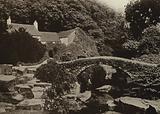 Newcastle Upon Tyne: The Old Mill, Jesmond Dene