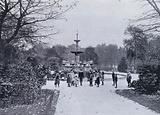 Aberdeen: Scene in Victoria Park
