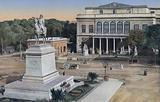 Cairo, Opera Square and Ibrahim Pacha Monument