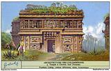 Maya temple at Chichen Itza, Mexico
