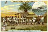 Military camp at Miang, Cameroon