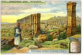Ruins of ancient Carthage, Tunisia