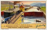 American foreign expansion: the opening of the Panama Canal, 1914