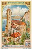 Italian village church
