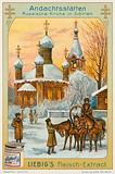 Russian Orthodox church in Siberia