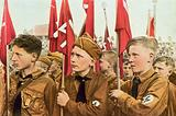 Members of the Nazi Hitler Youth