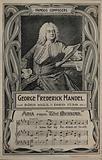 George Frederick Handel, Portrait
