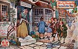 Molly Bushell's Everton Toffee Shop