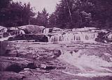 Upper Jackson Falls, Wild-Cat River, New Hampshire