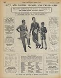 Page from Army and Navy Stores Catalogue, 1939–40