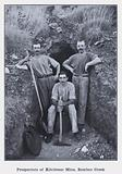 Prospectors of Kitchener Mine, Bamboo Creek