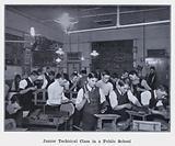 Junior Technical Class in a Public School