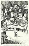 Illustration for Gulliver's Travels by Jonathan Swift