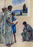 Onesimus who ran away from his master