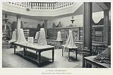 A Silks Department, Debenham and Freebody, Wigmore Street, London