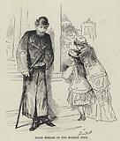 Blind Beggar of the Modern Type