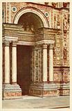 La Certosa di Pavia: Portale D'Ingresso Alla Chiesa