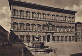 Roma: Palazzo Farnese, Architett del Sangallo