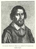 Giovanni Antonio Regillo, called Il Pordenone, 1483–1539
