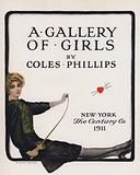 Frontispiece to A Gallery of Girls by Coles Phillips