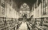 Merton College Chapel, Oxford, Oxfordshire