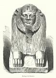 Hyksos Sphinx, from Ancient Egypt