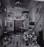 RMS Queen Mary: Children's playroom