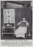 Bergonie system for treating obesity