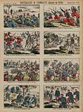 Battles of the Franco-Prussian War, 1870–1871