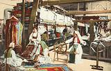 Carpet weavers, Bosnia