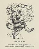 The Grand Old Man – GOM – WE Gladstone