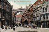 The Side, a medieval street in Newcastle upon Tyne