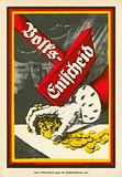 Social Democratic Party (SPD) poster for the 1926 German referendum on the expropriation of the property of the former …