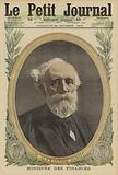 Alexandre Ribot, French politician and Minister of Finance, World War I, 1916