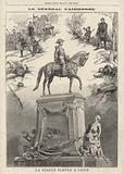 Statue of French general and colonial governor Louis Faidherbe erected at Lille, 1896