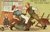 The British Workman: Domestic violence
