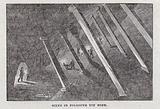 Scene in Polgooth tin mine