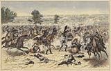 Battle of Gravelotte, Franco-Prussian War, 16 August 1870