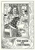 Fables of La Fontaine: The joker and the fishes